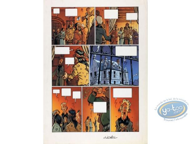 Bookplate Offset, Belladone : Page