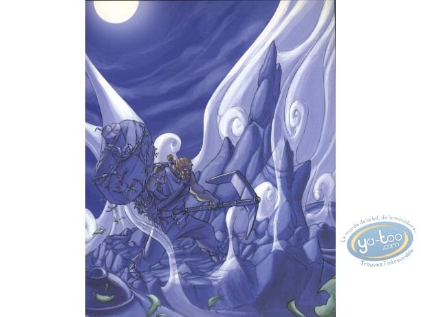 Bookplate Offset, Troll : Warrior