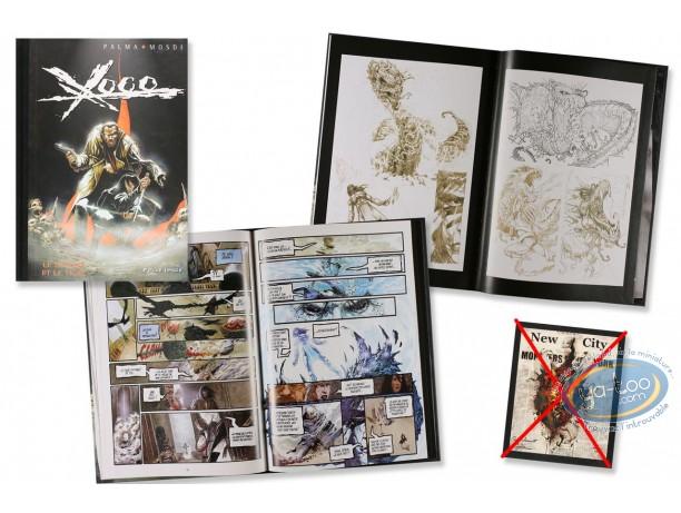 Reduced price European comic books, Xoco : Le dragon et le tigre