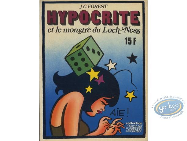 Listed European Comic Books, Hypocrite : Hypocrite et le Monstre du Loch-Ness