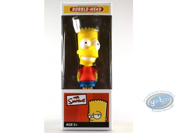 Plastic Figurine, Simpson (Les) : Bart, hands in pocket.