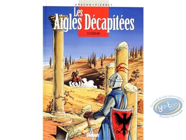 Listed European Comic Books, Aigles Décapitées (Les) : L'esclave