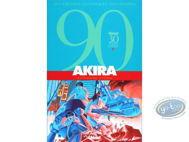 Listed European Comic Books, Akira : L'Autoroute
