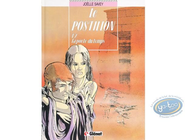 Listed European Comic Books, Postillon (Le) : La Porte du Temps (very good condition)