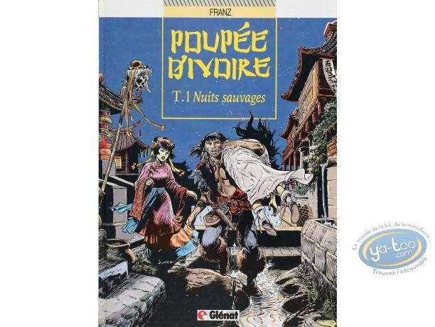Listed European Comic Books, Poupée d'Ivoire : Nuits sauvages (very good condition)