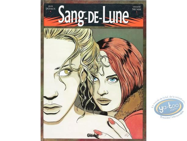 Listed European Comic Books, Sang de Lune : Sang-de-Lune