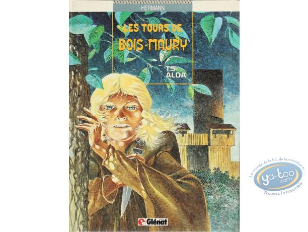 Listed European Comic Books, Tours de Bois-Maury (Les) : Alda