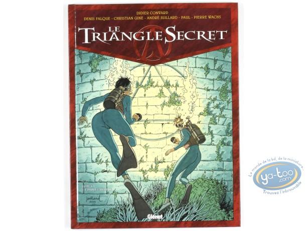 Listed European Comic Books, Triangle Secret (Le) : La Parole perdue