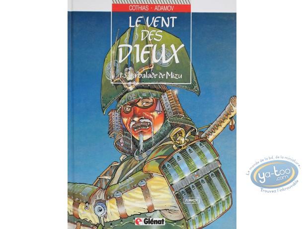 Listed European Comic Books, Vent des Dieux (Le) : La Balade de Mizu (very good condition)