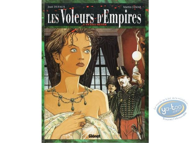 Listed European Comic Books, Voleurs d'Empires (Les) : Un Sale Metier