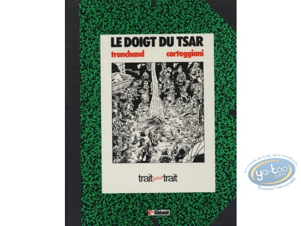 Deluxe Edition, Bastos et Zakouski : Le doigt du Tsar