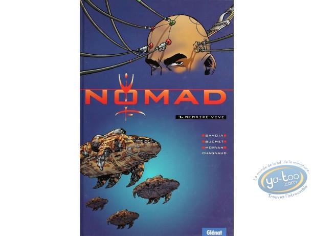 Listed European Comic Books, Nomad : Mémoire Vive