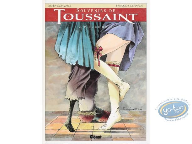 Listed European Comic Books, Souvenirs de Toussaint : Pied de Bouc
