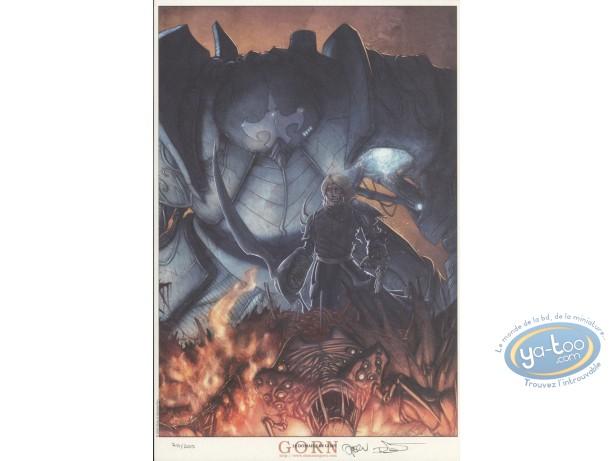 Bookplate Offset, Zak Blackhole : Fight