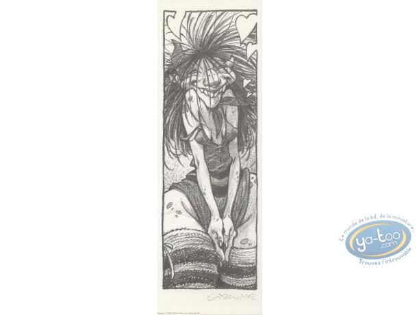 Offset Print, Quête de l'Oiseau du Temps (La) : La Fumette