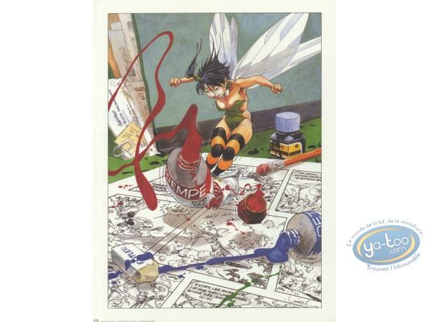 Offset Print, Peter Pan : Bell 3