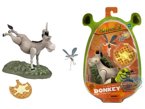 Action Figure, Shrek : Donkey