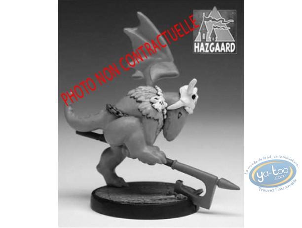 Metal Figurine, Donjon : Marvin (unpainted)