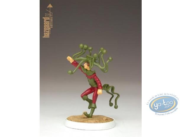 Metal Figurine, Nef des Fous (La) : Mad Arthur - White Fool