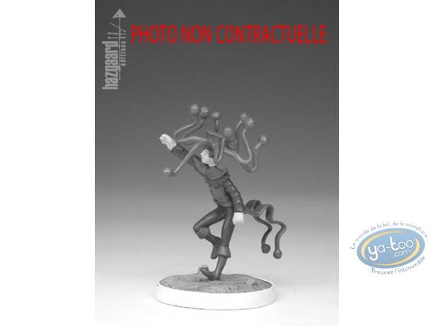 Metal Figurine, Nef des Fous (La) : Mad Arthur - White Fool (unpainted)