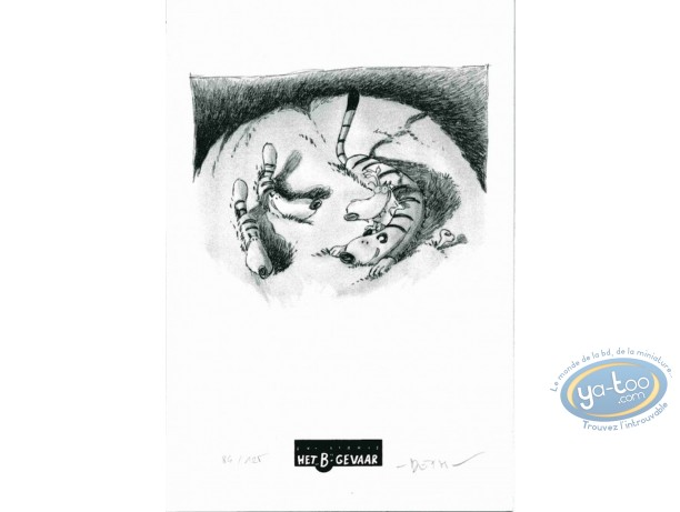 Bookplate Offset, Zorilles (Les) : Park