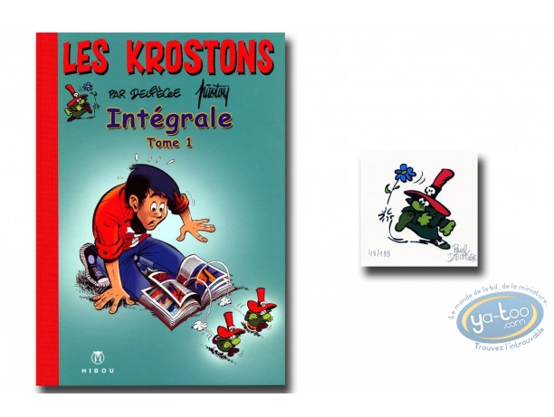 Limited First Edition, Krostons (Les) : Complete edition