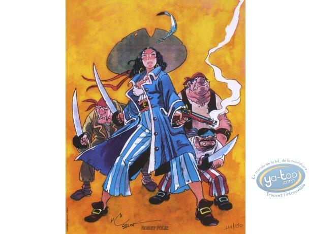 Bookplate Offset, Chant d'Excalibur (Le) : Pirates