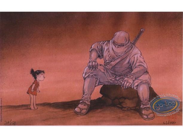 Bookplate Offset, Kyoteru : Provocation