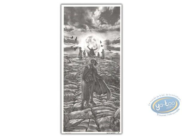Bookplate Offset, Malvoulant (Le) : Ceremony