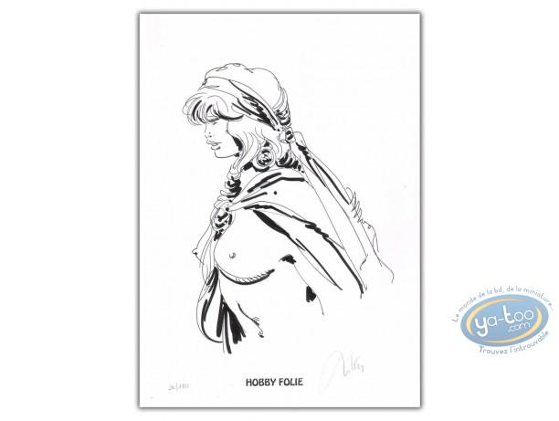 Bookplate Offset, Vae Victis : Ambre (profile)