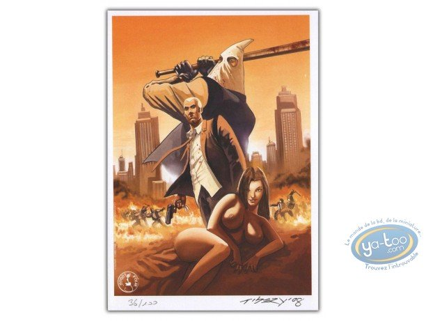 Bookplate Offset, Uchronies : Fight