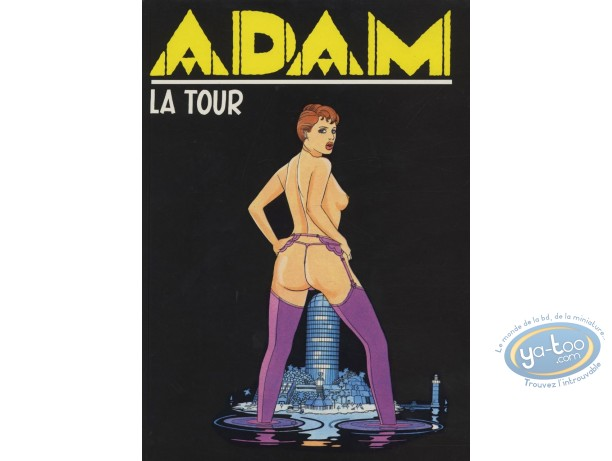 Adult European Comic Books, La Tour
