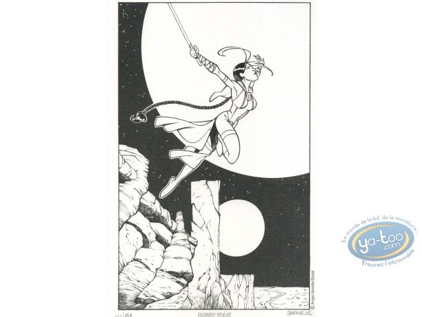 Bookplate Offset, Nemesis : Jump