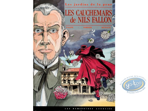 Reduced price European comic books, Jardins de la Peur (Les) : Les cauchemars de Nils Fallon