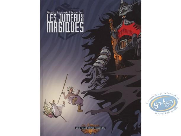 Reduced price European comic books, Jumeaux Magiques (Les) : Les jumeaux magiques