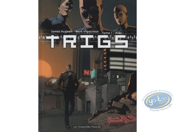 Reduced price European comic books, TRIGS : T1 - Arès
