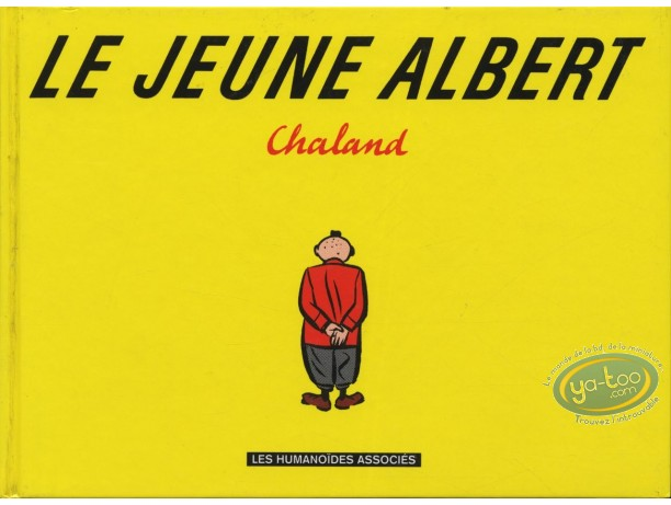 Reduced price European comic books, Jeune Albert (Le) : Le Jeune Albert