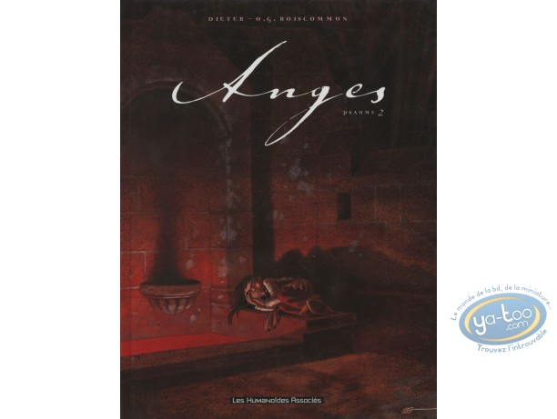 Reduced price European comic books, Anges : Tome 2