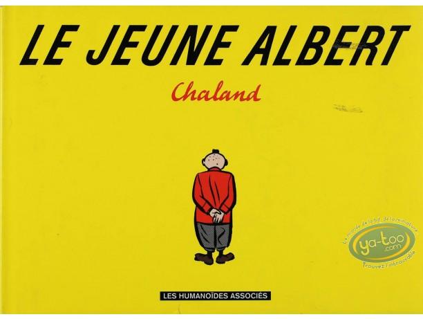 Listed European Comic Books, Jeune Albert (Le) : Le Jeune Albert