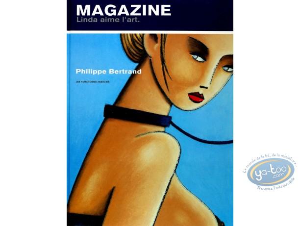 Adult European Comic Books, Linda Aime l'Art : Linda aime l'art