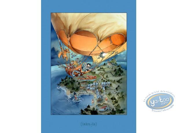 Offset Print, Pitchi Poi : In Flight