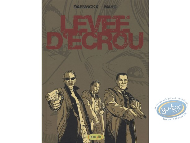 Reduced price European comic books, Levée d'écrou : Levée d'écrou