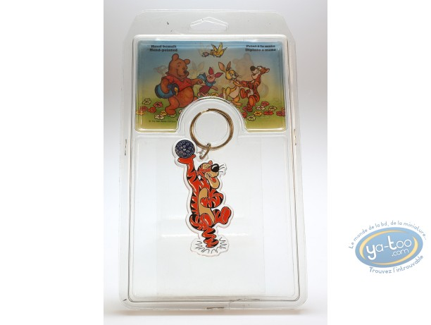 Keyring, Winnie the Pooh : Tigger
