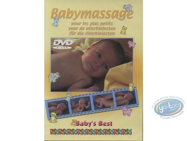 DVD, Babymassage : Babymassage