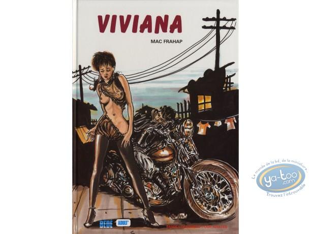 Adult European Comic Books, Viviana : Viviana