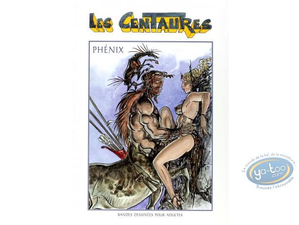 Adult European Comic Books, Centaures (Les) : Les centaures