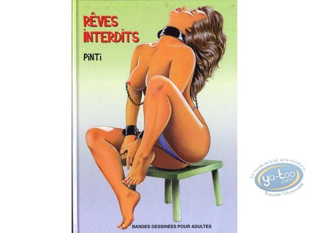Adult European Comic Books, Rêves interdits