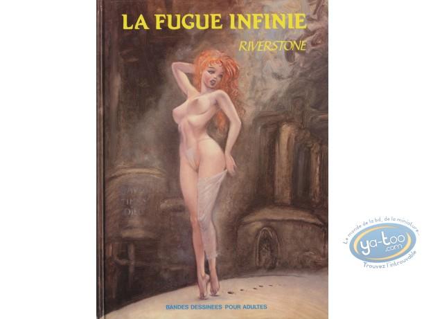 Adult European Comic Books, La fugue infinie
