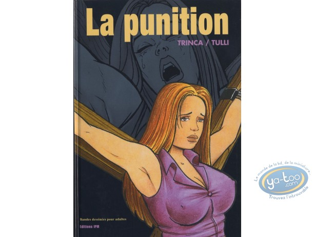 Adult European Comic Books, La punition