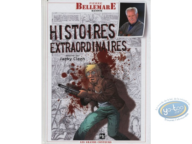 European Comic Books, Histoires Extraordinaires : Histoires Extraordinaires